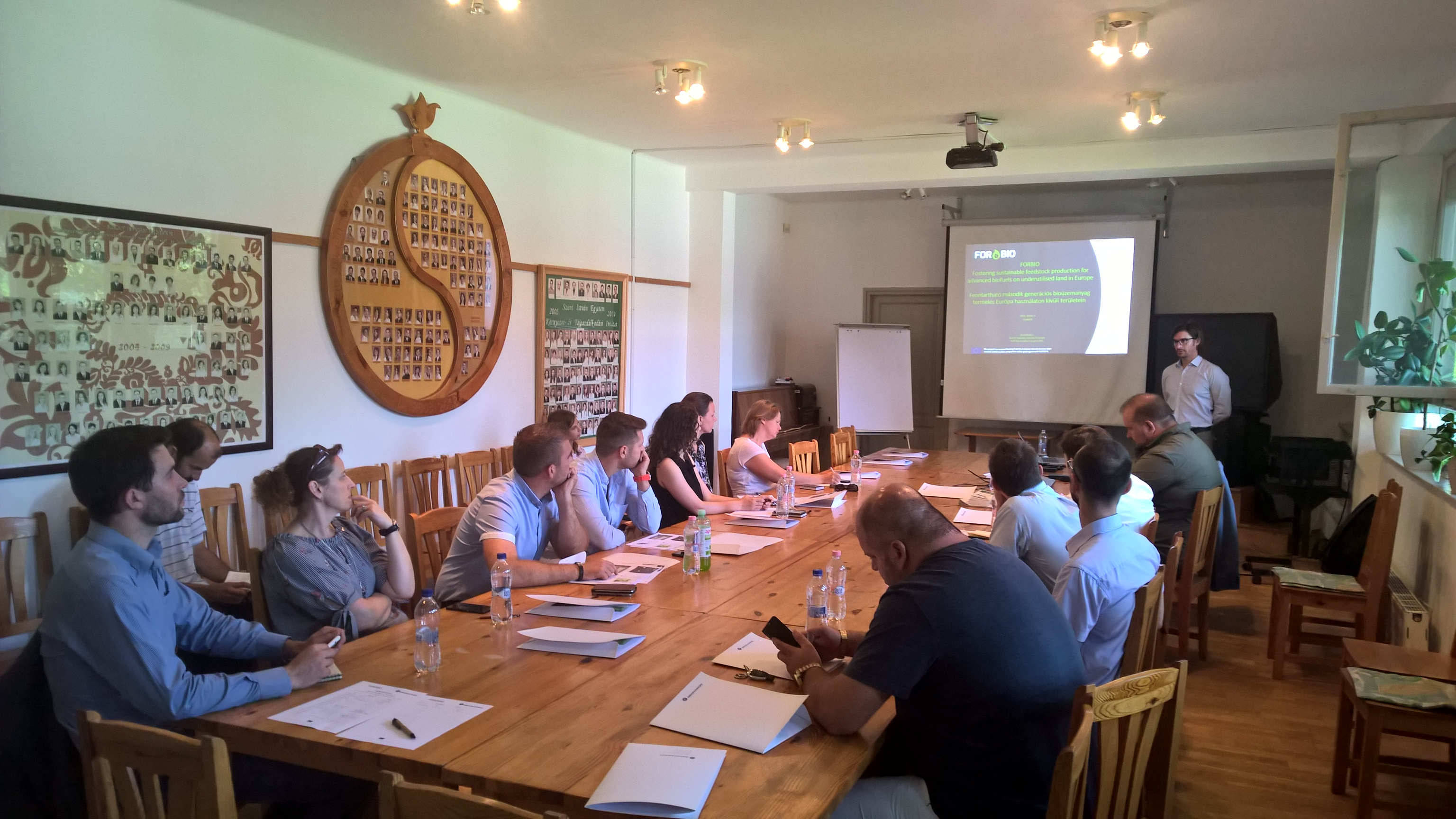 FORBIO Capacity building event in Hungary